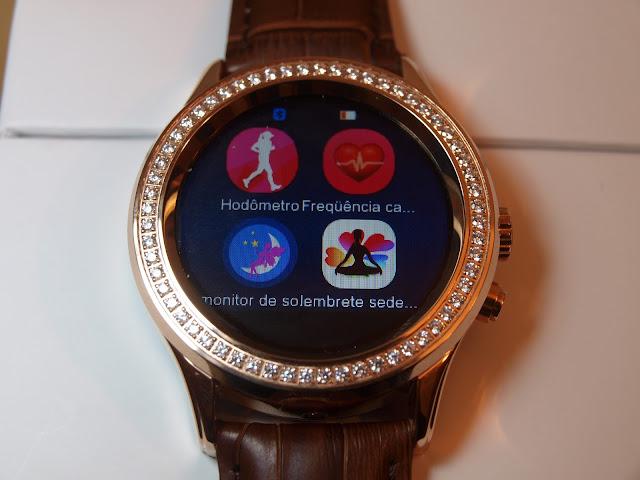 Análise Smartwatch No.1 D2 21