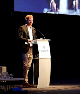 Duke of Sussex continues his environmentally sustainable tourism project Travalyst
