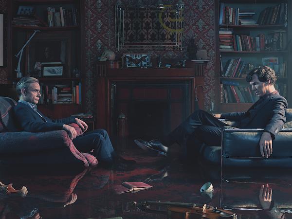 """Nie moi chłopcy z Baker Street, czyli czwarty sezon """"Sherlocka"""", którego nikt nie chciał"""