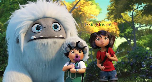 Abominable 2019 Dual Audio [Hindi-DD5.1] 720p BluRay