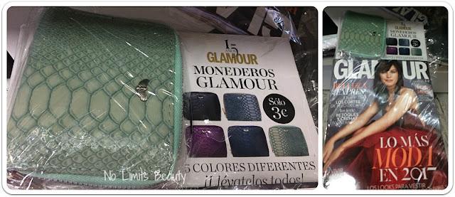 Regalos revistas enero 2017: Glamour