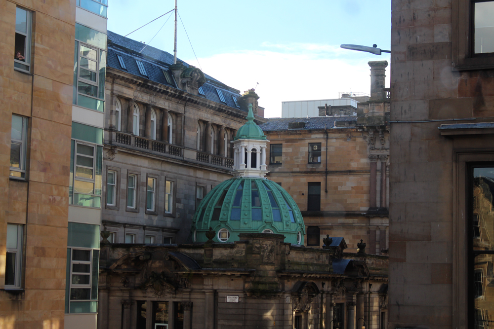 Glasgow architecture - UK city weekend break - travel, lifestyle and fashion blog