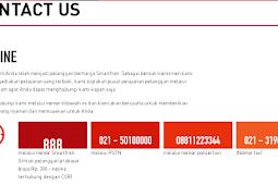 Nomor Call Center dan Customer Service Smartfren