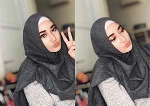 Tengku Syaira Anataya Selfie