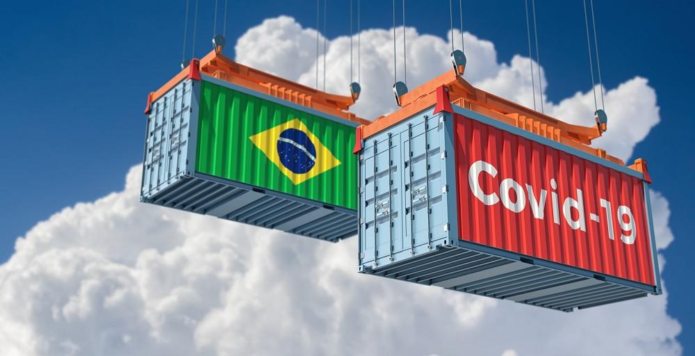 Balanza Comercial de Brasil