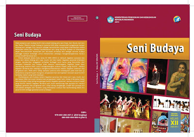Buku Seni Budaya Kelas 12 SMA Kurikulum 2013 Revisi 2017