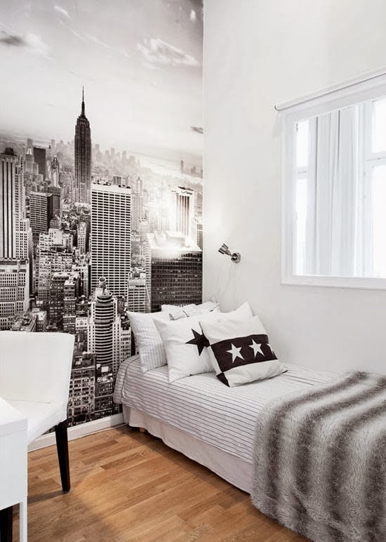 Bedroom, Room Designs For Teenage Boys Amazing Design Boys Teenage - jugendzimmer im new york stil