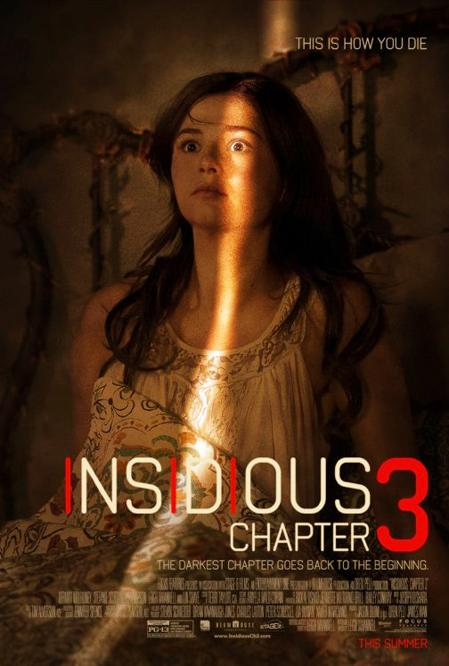Sinopsis Film Horror Insidious: Chapter 3 (2015)