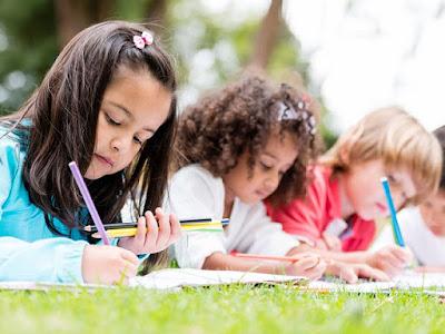 أهمية مرحلة ما قبل المدرسة على دماغ الاطفال
