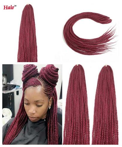 30 Inch Long Box Braid