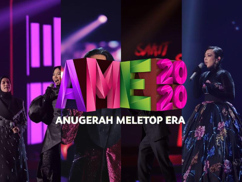 Senarai Pemenang Anugerah MeleTOP ERA 2020