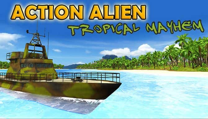 ACTION ALIEN TROPICAL MAYHEM-DARKSIDERS