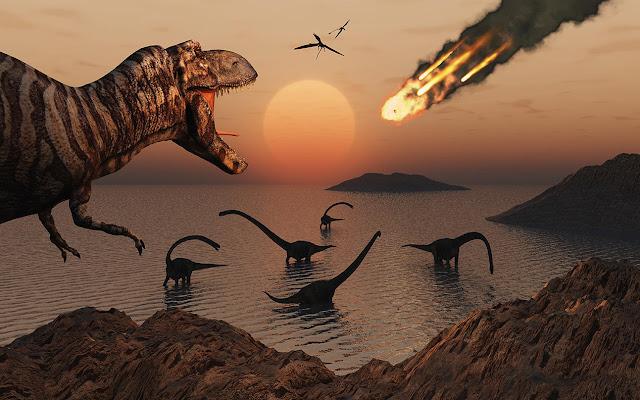 Dinozorların Katili: Kretase - Tersiyer Kitlesel Yok Oluşu