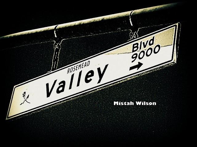 Valley Boulevard, Rosemead, California by Mistah Wilson