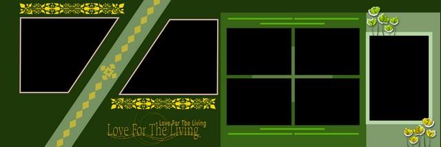 Creative Wedding Album Design 2
