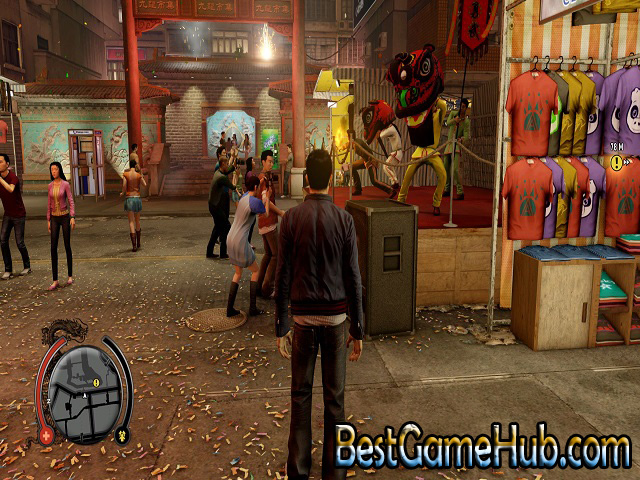 Sleeping Dogs Definitive Edition Compressed PC Repack Game Download