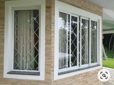 Simak! 9 Teralis Jendela Rumah Minimalis Pilihan Untuk Anda