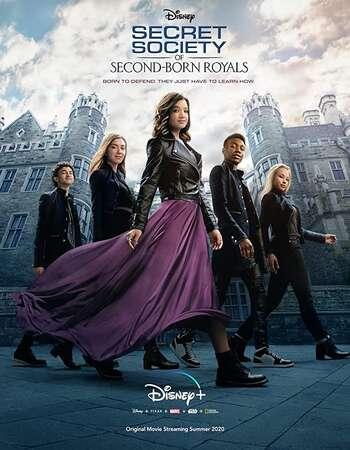Secret Society of Second Born Royals (2020) Full Movie
