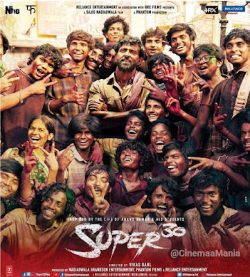 Super 30 Movie 1st day box office collection, Hit or Flop, Budget, Overseas and Worldwide