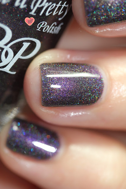 Paint It Pretty Polish Magnetic Fields swatch by Streets Ahead Style