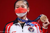 Olimpiade Tokyo, Presiden Sampaikan Selamat Atas Raihan Medali Windy Cantika