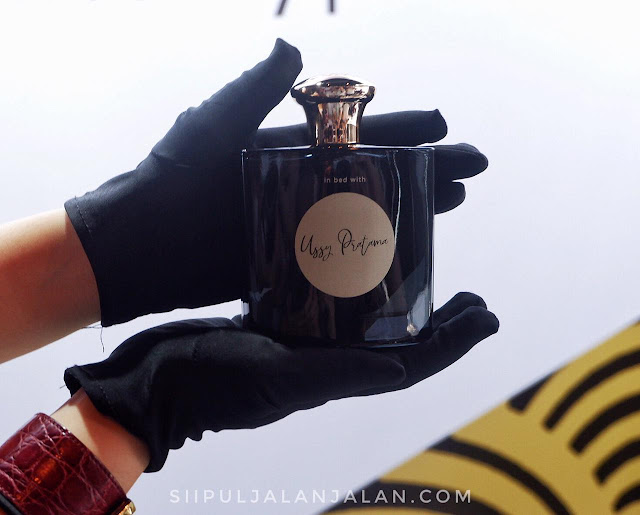 Parfum In Bed with Ussy Pratama