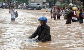 Dampak Siklon Cempaka Meluas, 19 Meninggal Dunia
