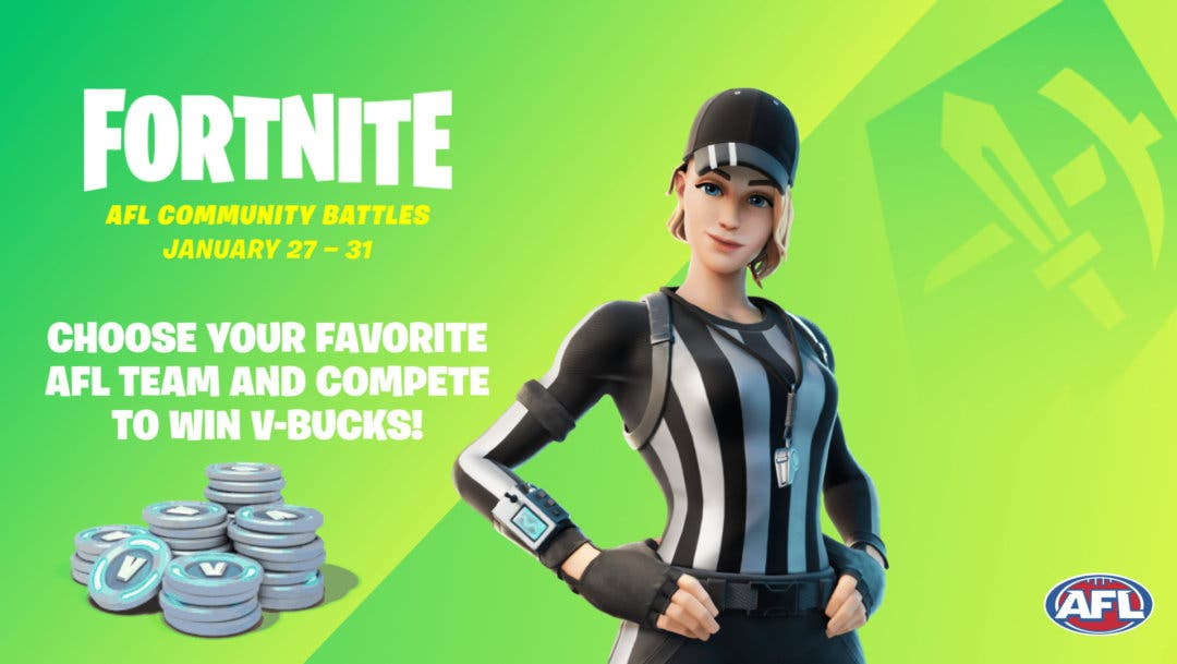 Fortnite: how to get free V-Bucks thanks to the new Community Battle of Season 5