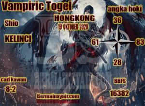 Kode syair Hongkong senin 19 oktober 2020 326