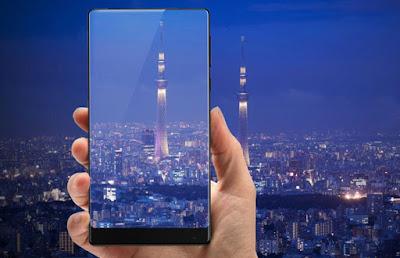 Increíble pantalla del Xiaomi Mi Mix, tecnología