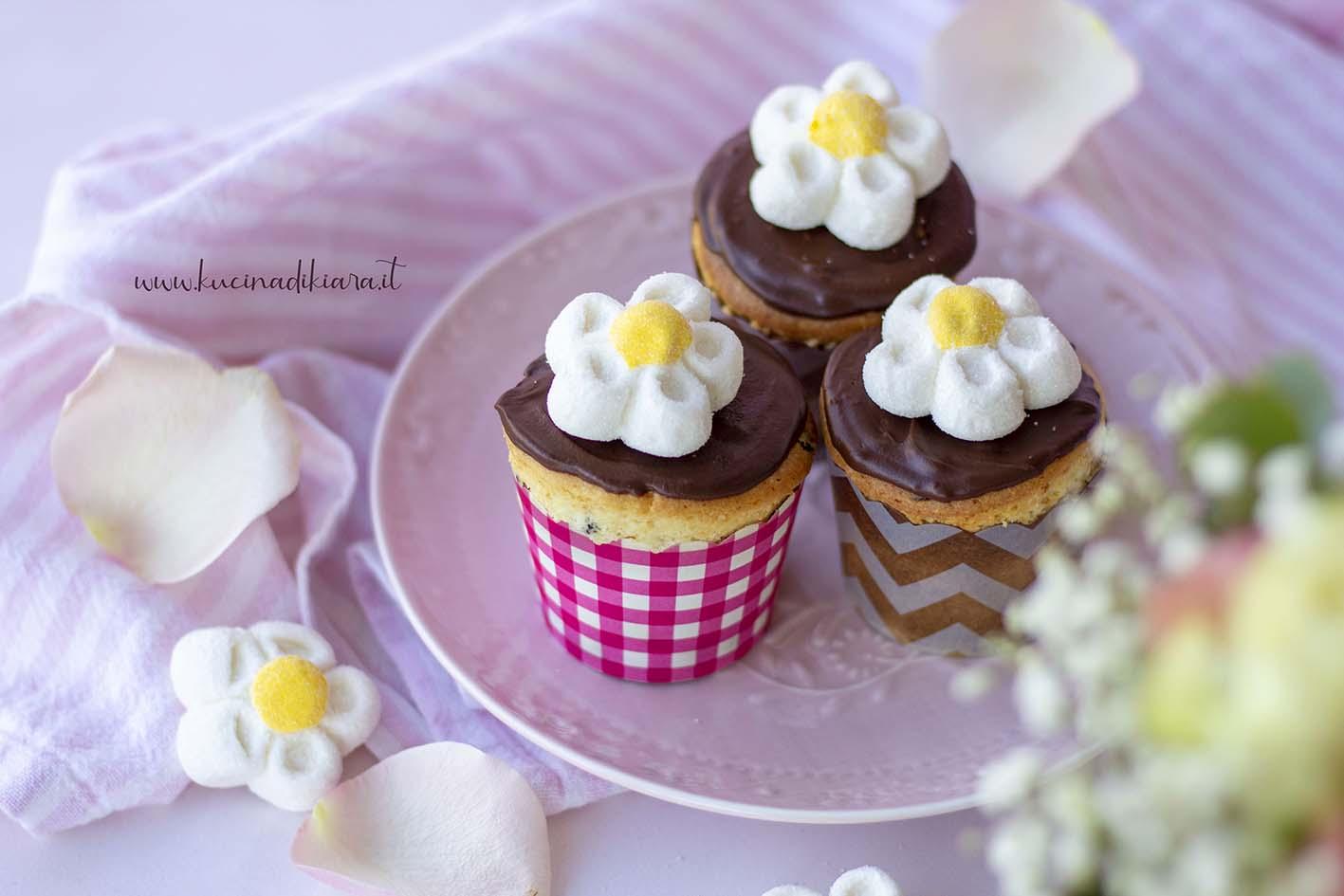 •Come cucinare i cupcake con gocce di cioccolato