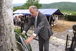 Αποτέλεσμα εικόνας για Εκδηλώσεις Μνήμης προς τιμήν των Μακεδονομάχων Άγρα και Μίγγα