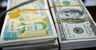 سعر صرف الليرة السورية أمام العملات الرئيسية الاثنين 13/1/2020