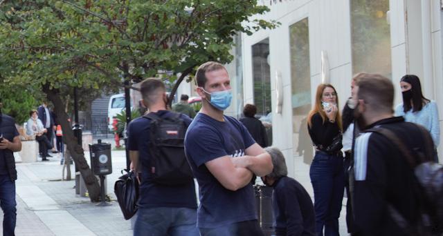 38 κρούσματα στην Ρόδο - 1.553 στην Ελλάδα - 8 θάνατοι