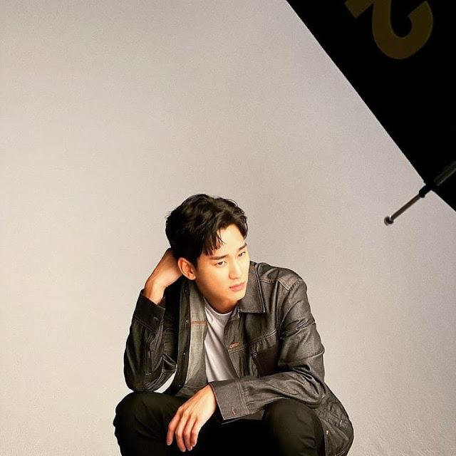 Biodata Kim Soo Hyun | Photo via IG @soohyun_k216