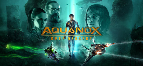 Aquanox Deep Descent Collectors Edition-GOG