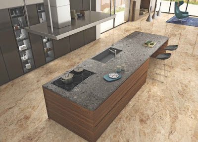 Tiles Flooring for  Kitchens