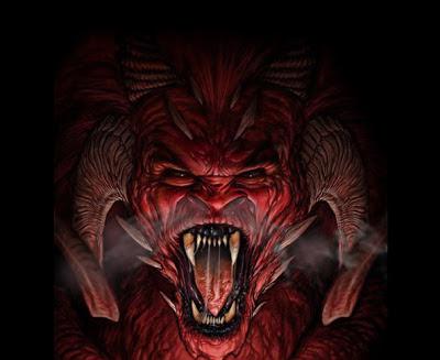 iblis paling menyeramkan
