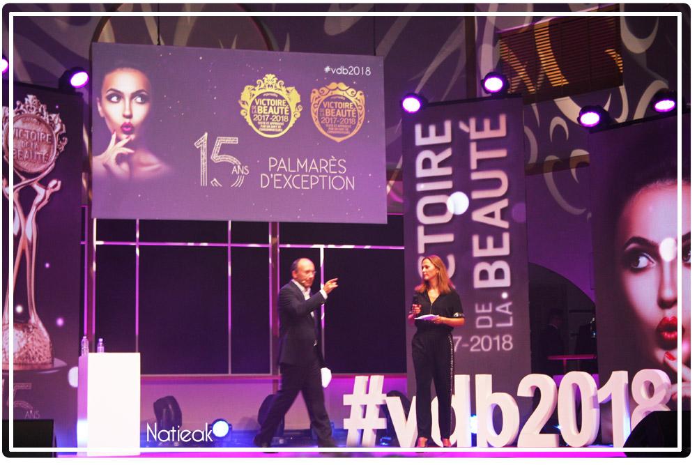 Victoires de la beauté   Palmarès 2017-2018