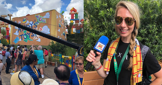 Watch the Toy Story Land Dedication Streaming Live & Get Additional Sneak Peeks [Video]