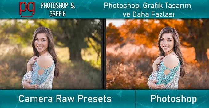 Photoshop Camera Raw Presets İndir - Download