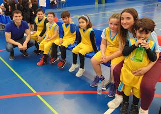 Escuela Baloncesto Aranjuez Villa