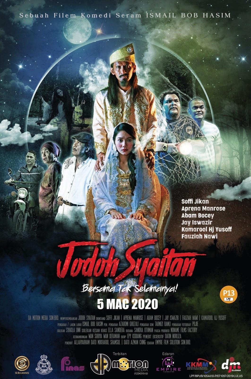 Jodoh Syaitan (2020) Full Movie