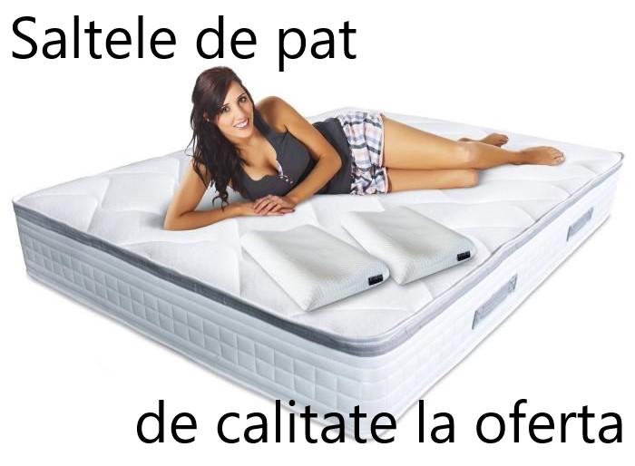 Saltele de pat de calitate ieftine si bune recomandari