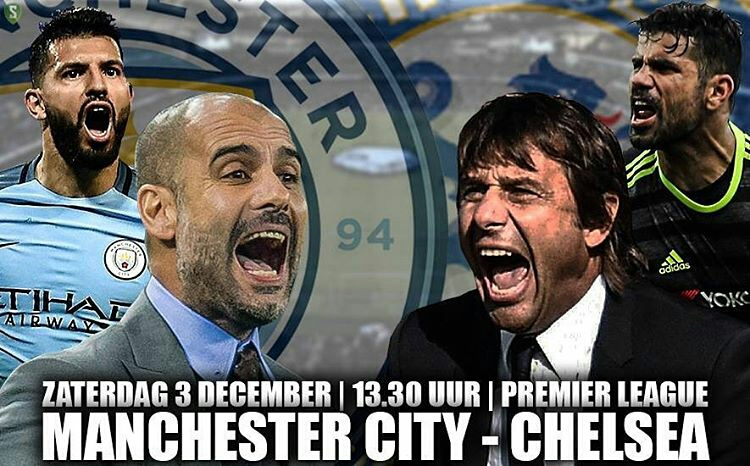 Manchester City Vs Chelsea Ao Vivo: Manchester City Vs Chelsea Live Stream 3 December 2016