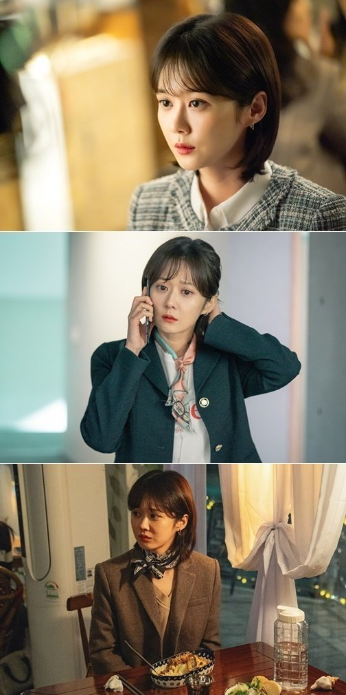"""""""The Undefeated Legend."""" The still cut to mark Jang Nara's return to romance in four years has been unveiled for upcoming drama 'OH MY BABY'"""