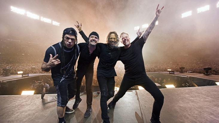 Fakta-fakta Unik dan Mencengangkan Seputar Metallica