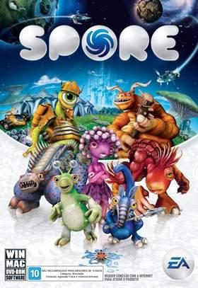 Jogo Spore [PC Steam]