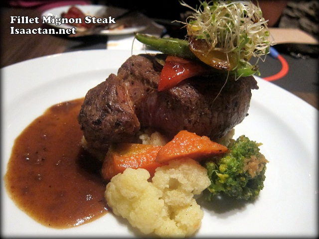 Fillet Mignon Steak