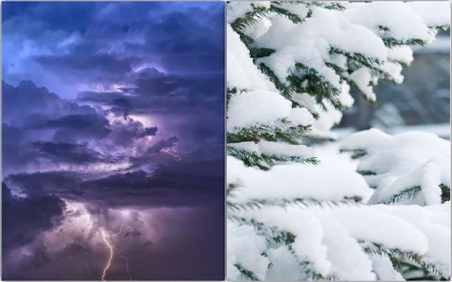 Νέα επιδείνωση του καιρού με βροχές, καταιγίδες και χιονοπτώσεις - Έκτακτο από την ΕΜΥ